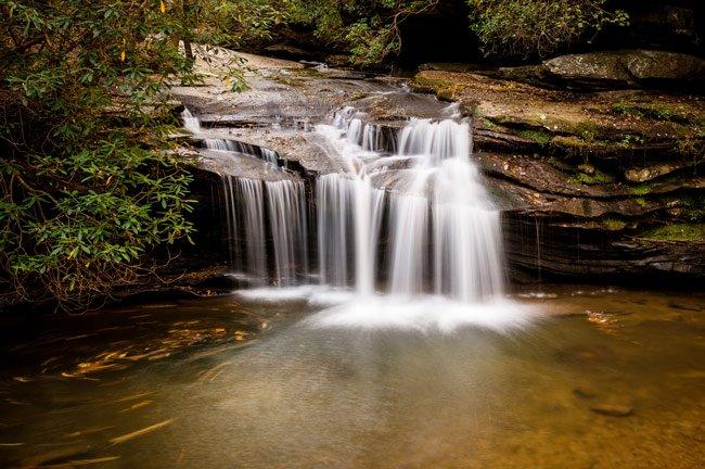 Carrick Creek Waterfall