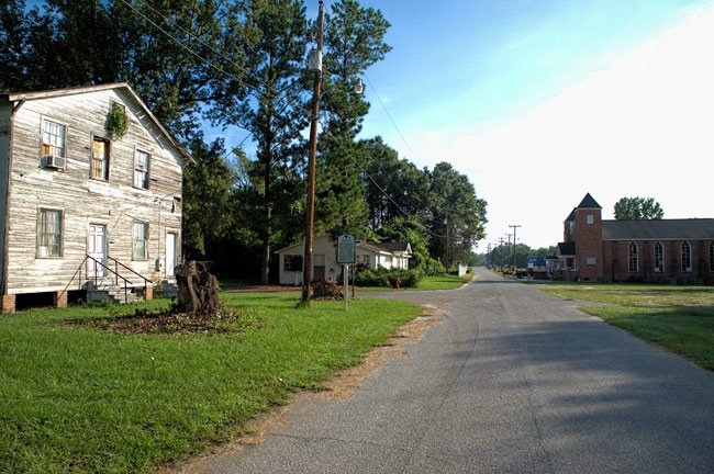 Carrsville