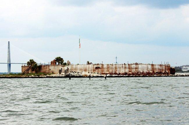 Castle Pinckney Charleston