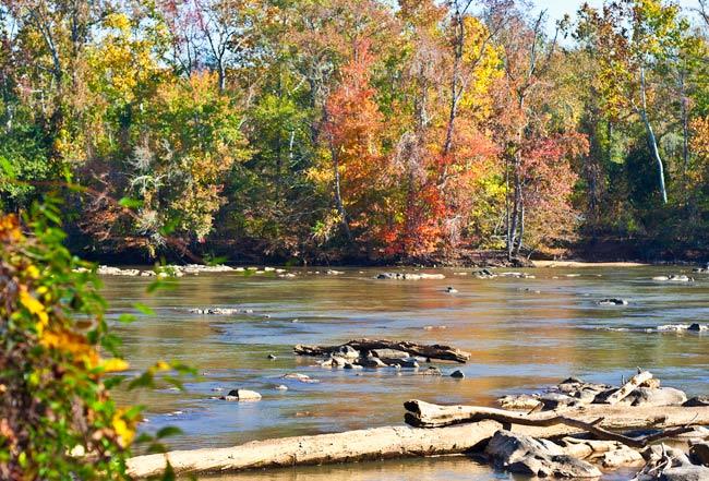 Catawba River SC