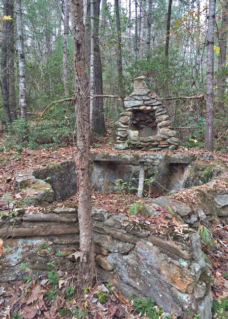 CCC Camp Fountain