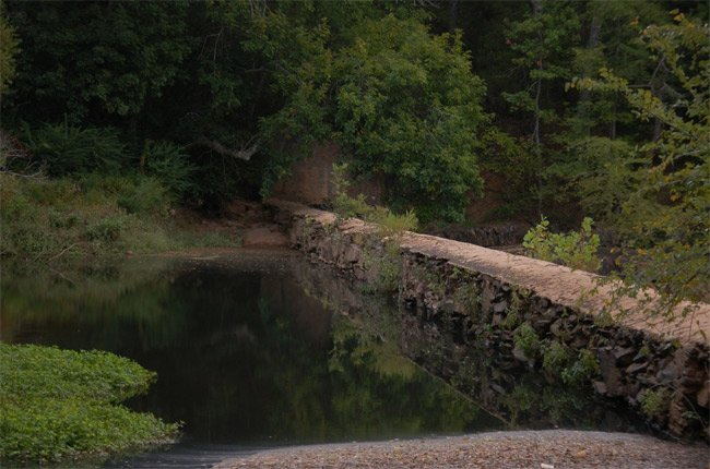 Cedar Falls Dam