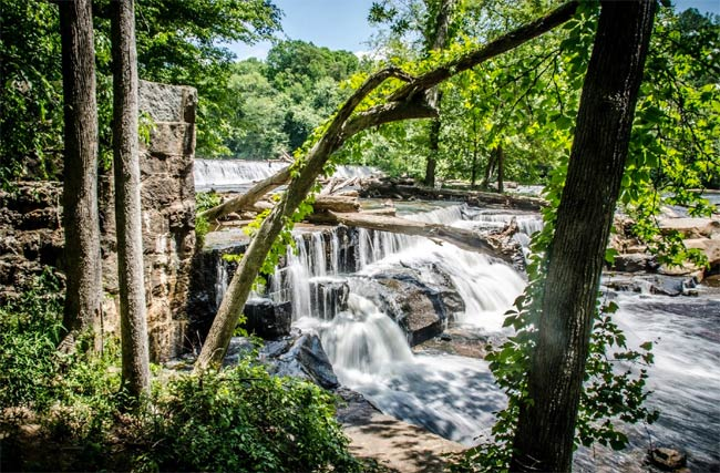 Cedar Falls Greenville County