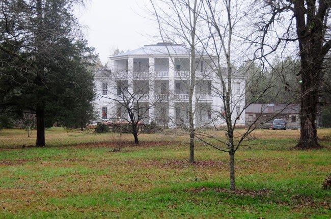 Cedar Springs Octanganal Home in Abbeville SC