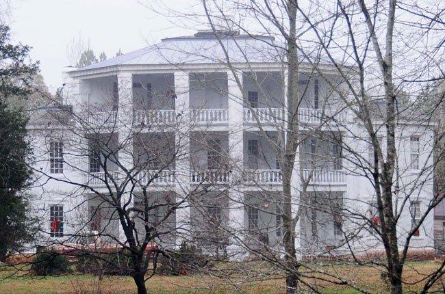 Cedar Springs Historic District Abbeville South Carolina