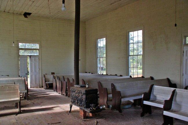 Center Church Oconee County