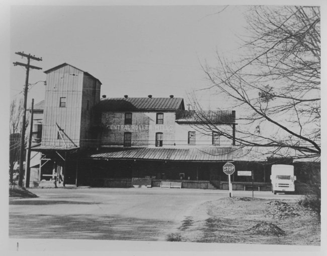 Central Roller Mills Historic