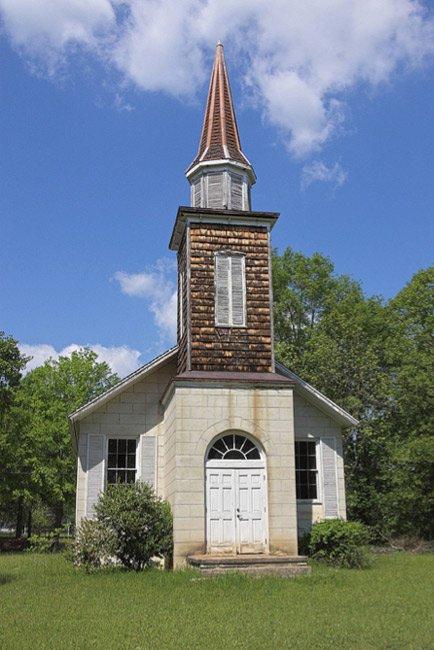 Chapel at Mt. Ariel