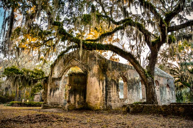 Chapel Of Ease Beaufort County