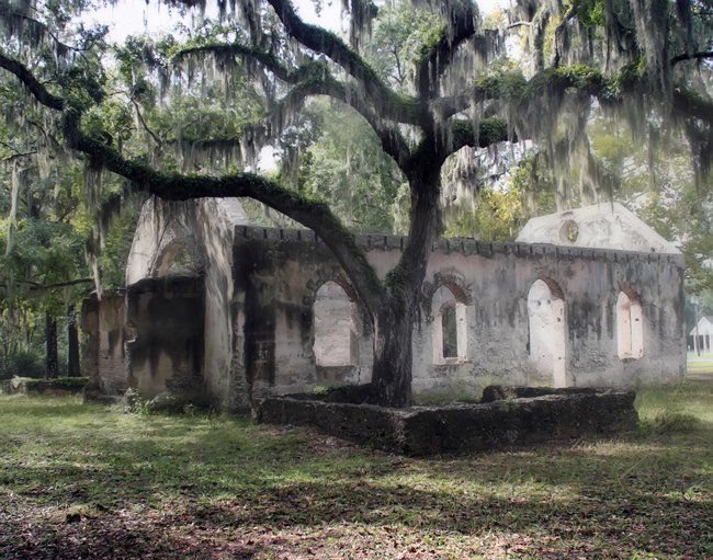 Chapel of Ease south carolina