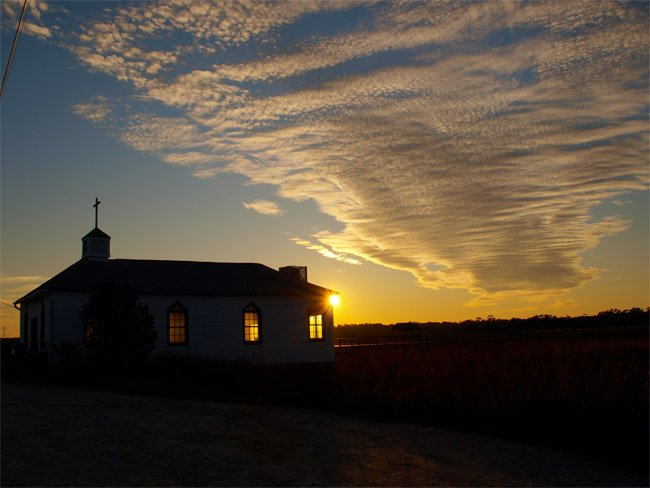The Chapel on Pawleys Island