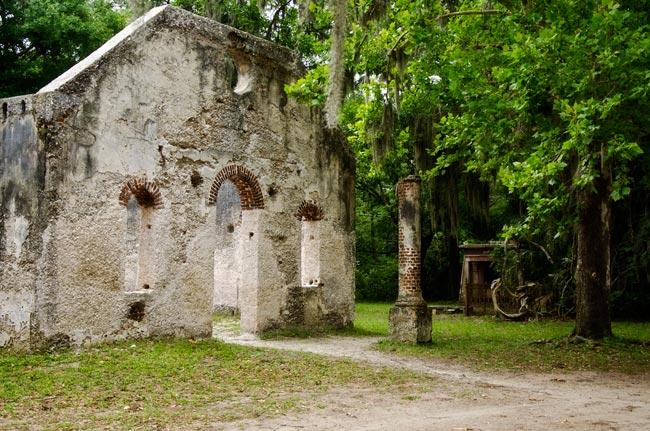 Chapel of Ease in Beaufort