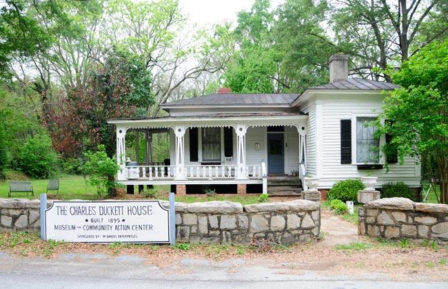 Charles Duckett House