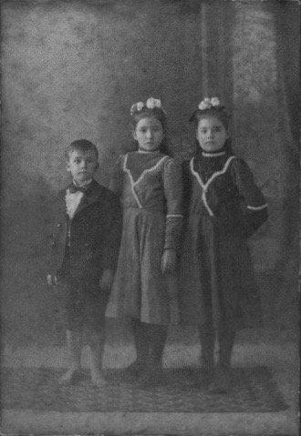 Charles Hamton Ellis's Children