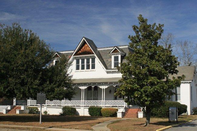 Charles McCullough House