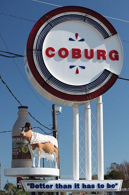 Charleston Cowburg Cow