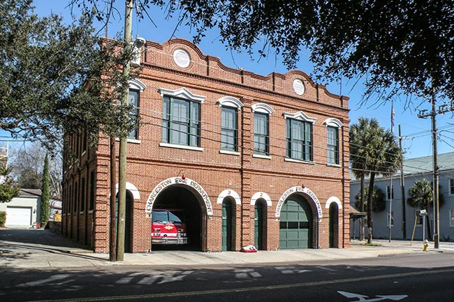 Charleston Central Fire Station