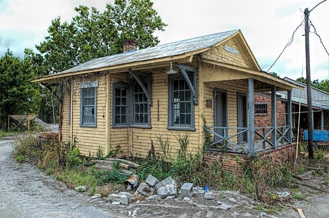 Charleston Hamburg Depot