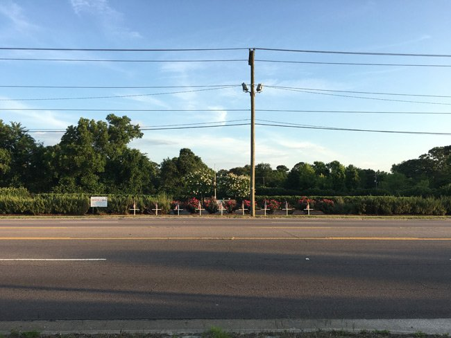 Charleston Nine Memorial Highway