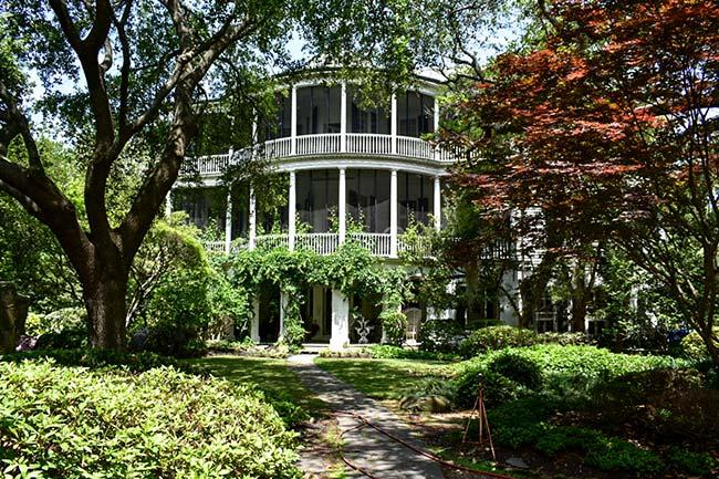 Parker-Drayton House