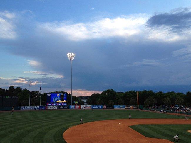 Charleston SC Ballpark