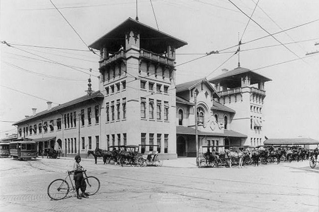 Charleston Union Station Historical