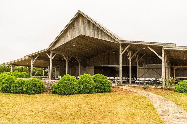 Chattooga Belle Barn Rear