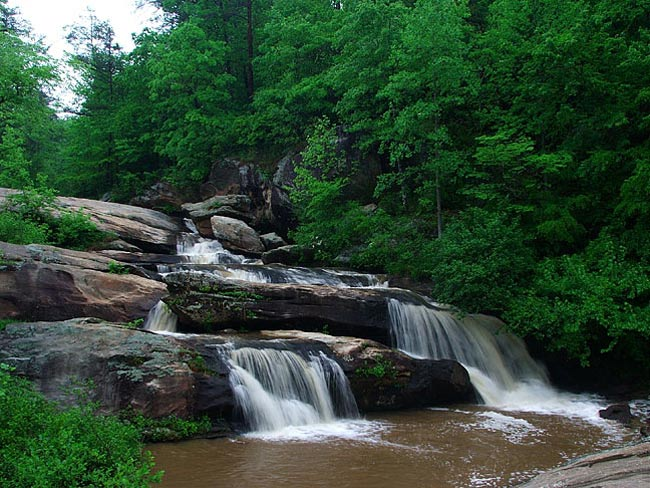 Chau-Ram Waterfall