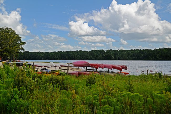 Cheraw State Park Lake