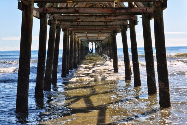 Cherry Grove Pier Horry County