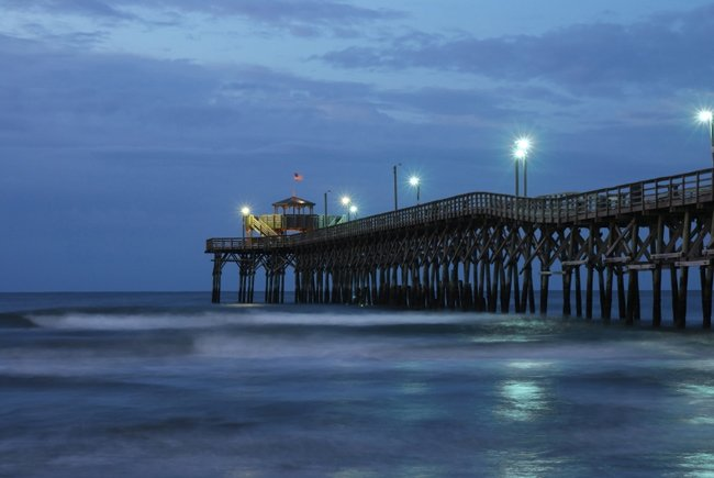 Cherry Grove Pier North Myrtle Beach South Carolina SC