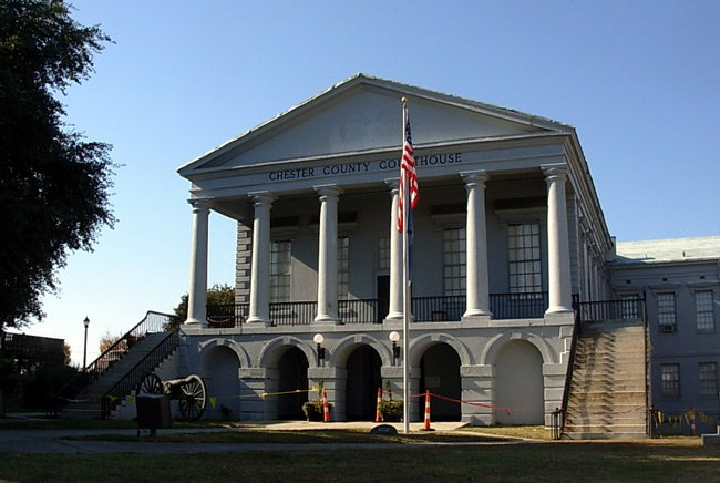 Chester County Courthouse SC