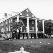Chesterfield Inn Historic Photo