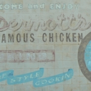 McDermott's Chicken Mural