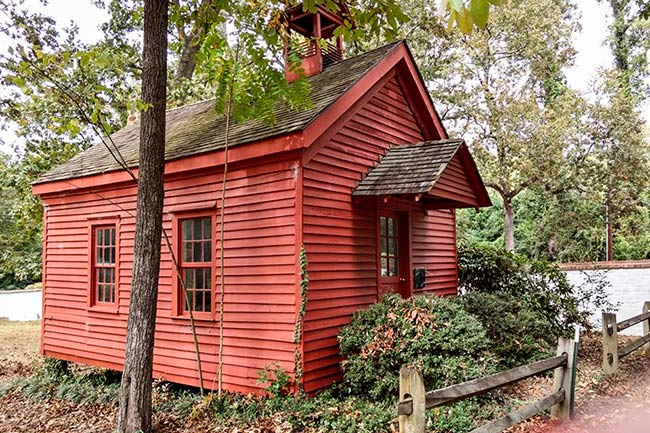 China Springs Schoolhouse