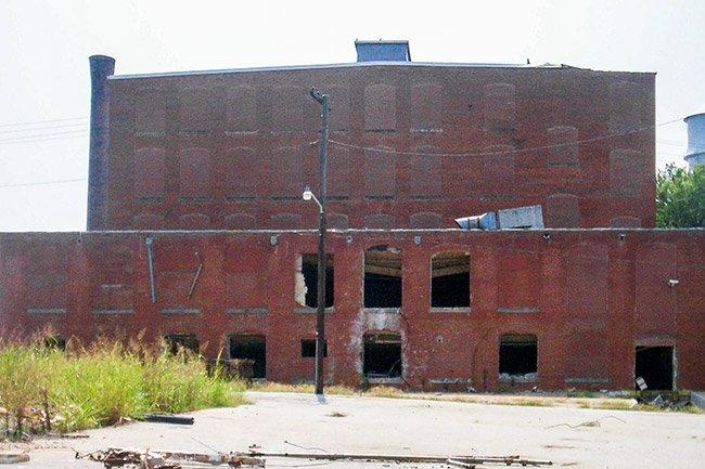 Chiquloa Mill