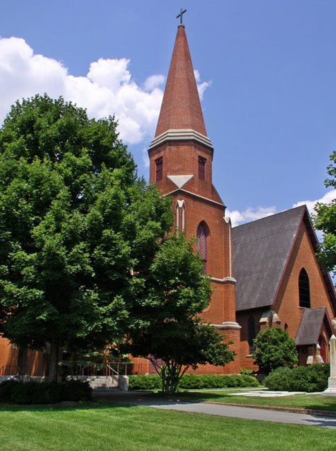Christ Church Greenville