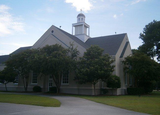 Christ Church New Sanctuary