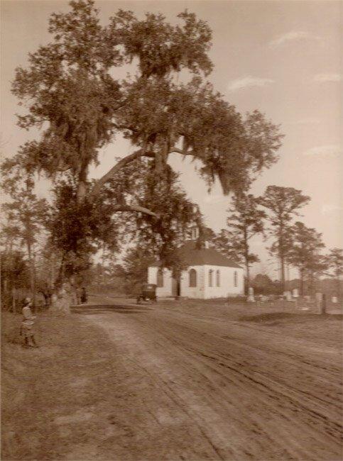 Christ Church - Old Photo