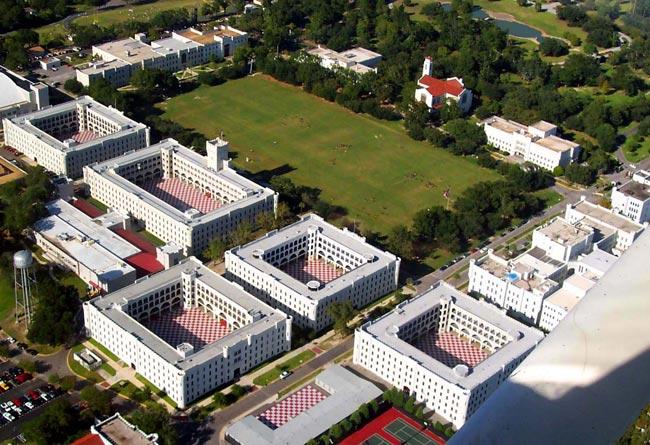 Citadel Aerial