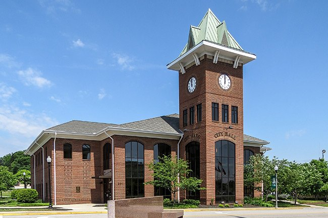Gaffney City Hall