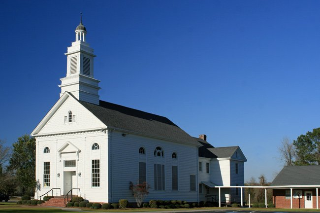 Clarendon Baptist Church