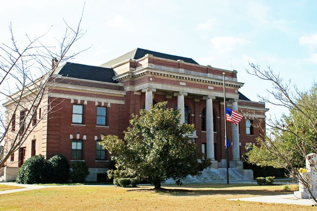 Clarendon Courthouse