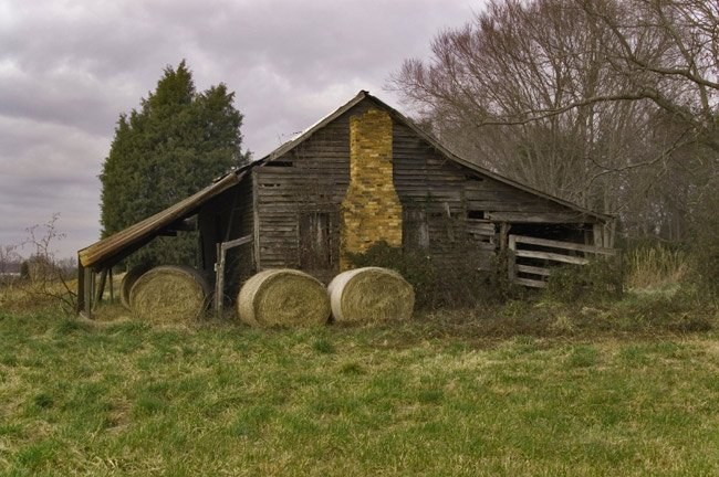 Clover SC Barn