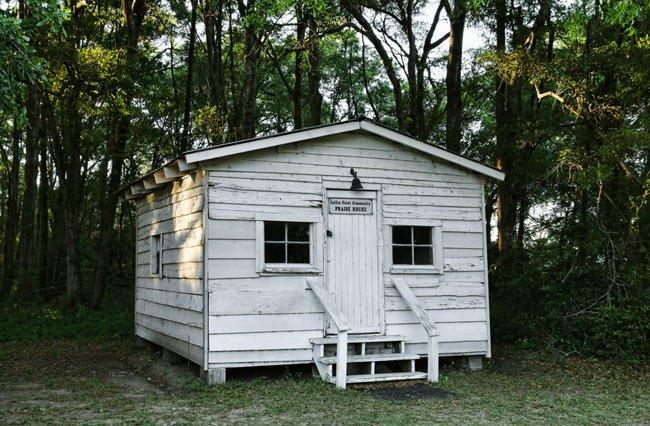 Coffin Point Praise House