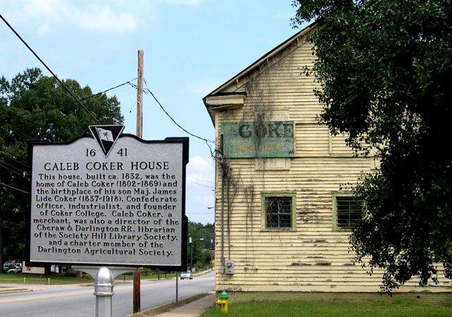 Coker House