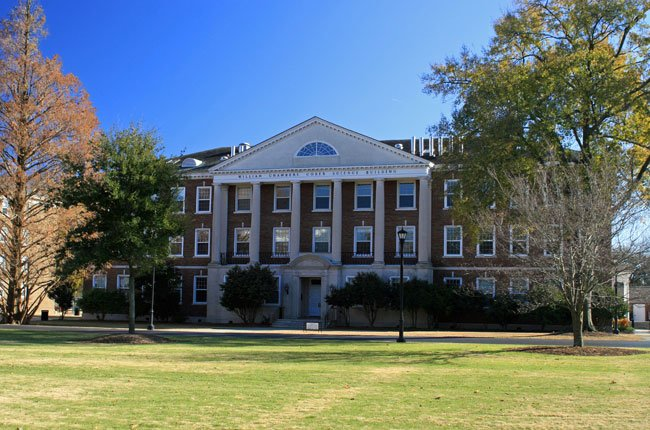Coker Science Building