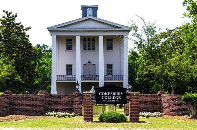 Cokesbury College Building