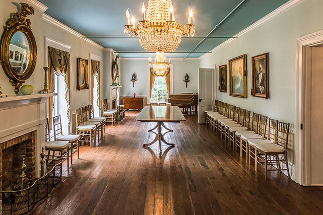 Cokesbury College Recitation Room