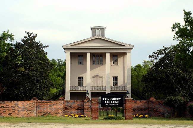 Cokesbury Female College